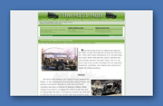 The M151 Mutt (Military Unit Tactical Truck) Web Site Design - San Marcos, Texas
